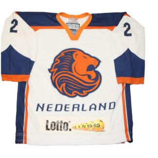Nederlands team wedstrijdshirt